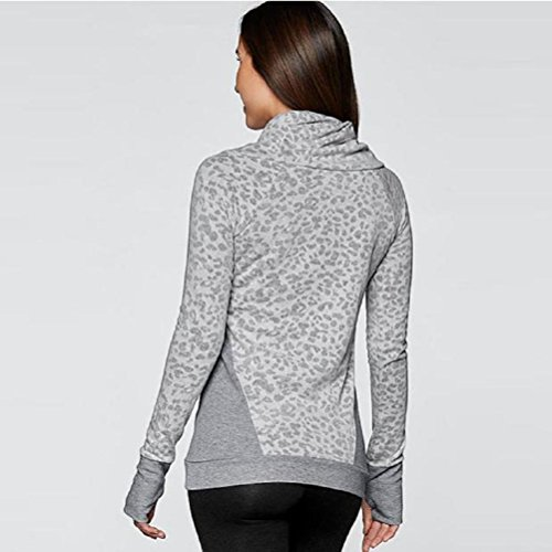 Women T Shirt,Neartime Loose Long Sleeve Pullover Casual Tops (XXXL) Photo #2
