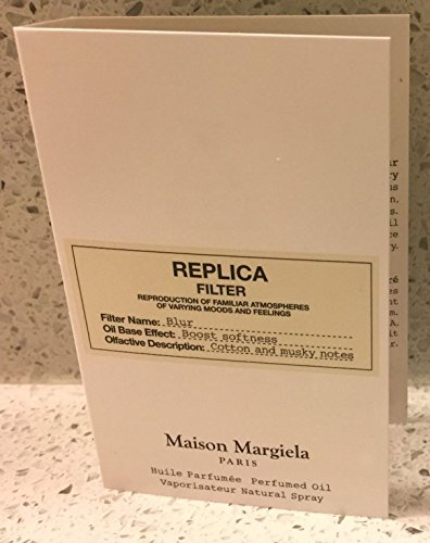 MAISON MARGIELA 'REPLICA' Blur, Deluxe Travel Size, 0.04 - Margiela Maison White