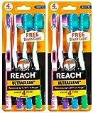 Reach Ultra-Clean Floss Bristles Soft