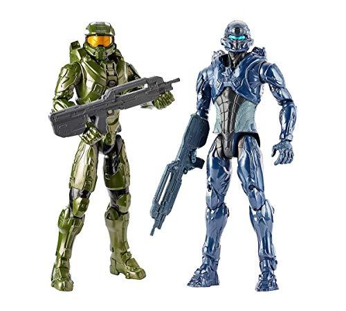 Halo Master Chief and Spartan Locke 12