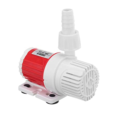 SGerste DC 12V Submersible Water Pump 1100L/H Submersible