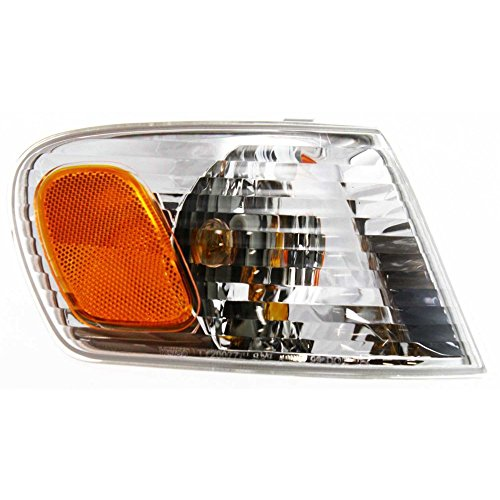 - Corner Light Compatible with Toyota Corolla 01-02 Corner Lamp RH Assembly Right Side