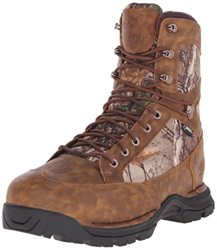 Danner Men's Pronghorn Realtree Xtra 400G Hunting Boot,Realtree Extra/Brown,12 EE US