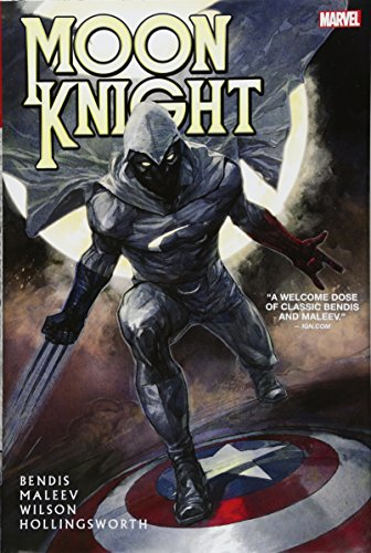 Moon Knight by Brian Michael Bendis & Alex Maleev