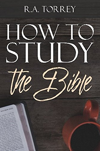 Read Online How to Study the Bible pdf
