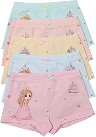 Fashion Cute Baby Girls Soft Cotton Underwear Panties Kids Underpants ClothBIUS