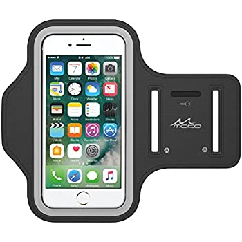 Armband  Amazon.com: MoKo Armband for iPhone 8 / iPhone 7 / 6s / 6 ...