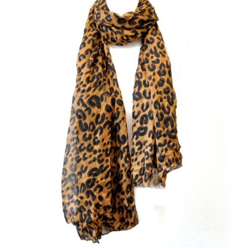 Wrapables Womens Louis Style Leopard