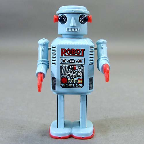 R-35 Robot Robot Nostalgia Old Days