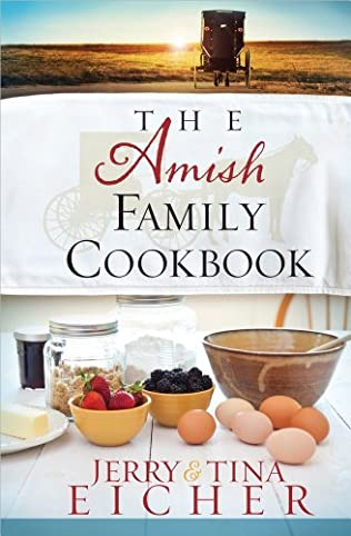 book cover of The Amish Family Cookbook