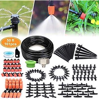 Amazon Com Diy Garden Drip Irrigation Kit Plant