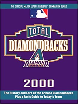 Book Total Diamondbacks 2000 (Total Baseball Companions)