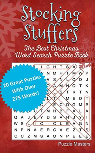 Stocking Stuffers Word Search