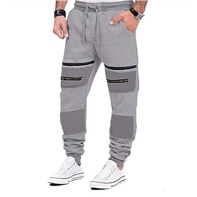 Herrenbekleidung & Zubehör 2018 Herbst Neue Baumwolle Lose Hosen Männer Lose Fit Lange Sport Hose Lauf Jogger Jogginghose Hosen
