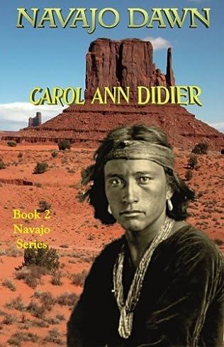 book cover of Navajo Dawn