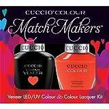 Cuccio Veneer and Colour Matchmaker Nail Polish, Shaking My Morroco