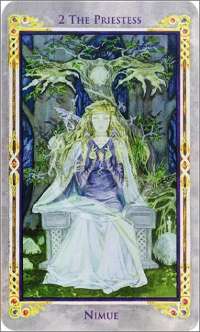 Legend Tarot Deck: The Arthurian Tarot: Amazon.es: Anna ...