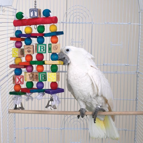 Brainy Bird Building Flocks Toy, My Pet Supplies