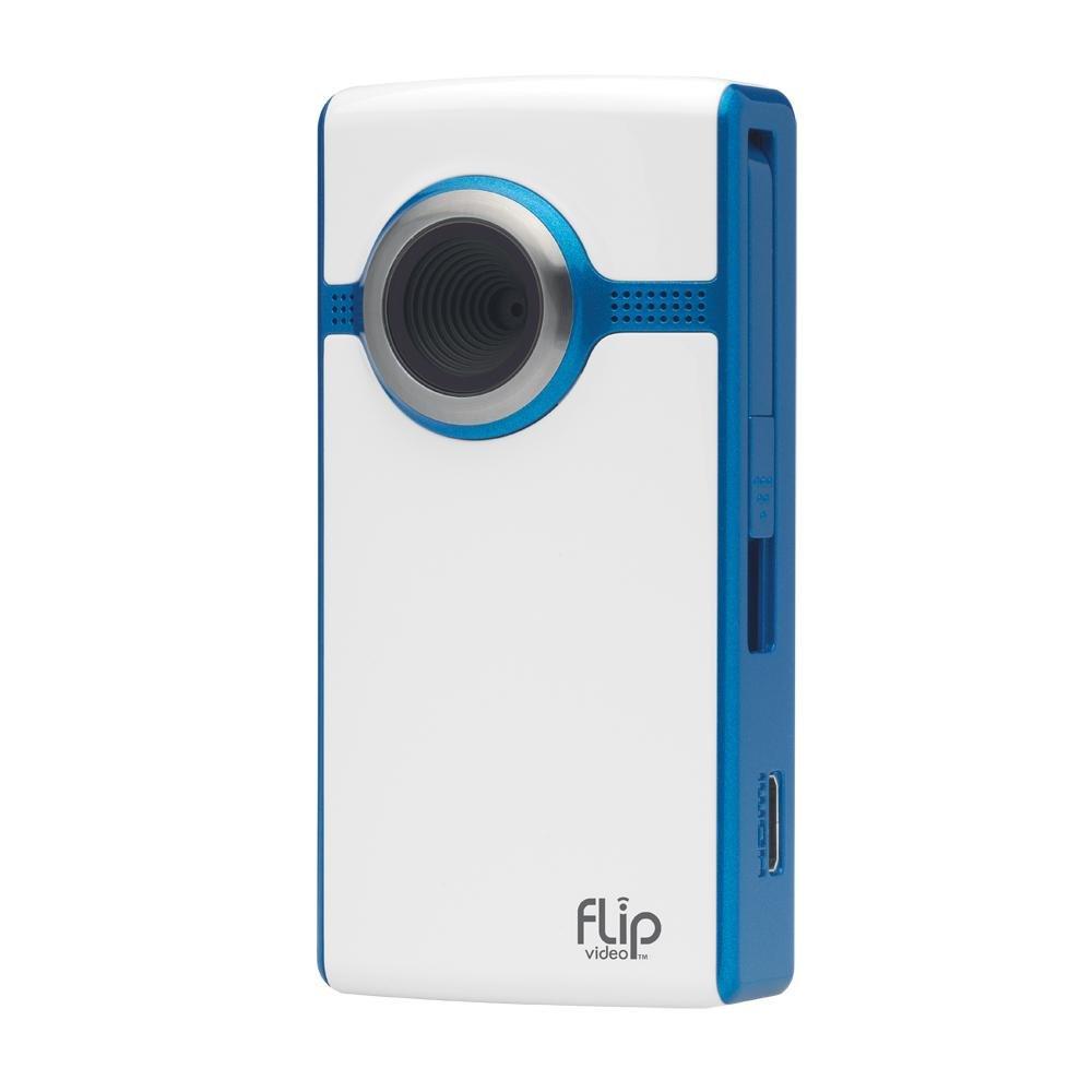 amazon com flip ultrahd video camera blue 4 gb 1 hour rh amazon com Cisco Flip Ultra HD cisco flip video camera m3160 manual