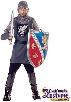 Disfraz caballero guerrero niño - 10 - 12 años: Amazon.es ...