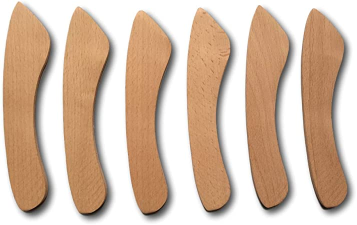 Heinke - Cuchillo de mantequilla de madera, espátula de ...