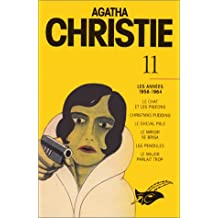 AGATHA CHRISTIE INTEGRALES T11 - ANNÉES 1958-1964