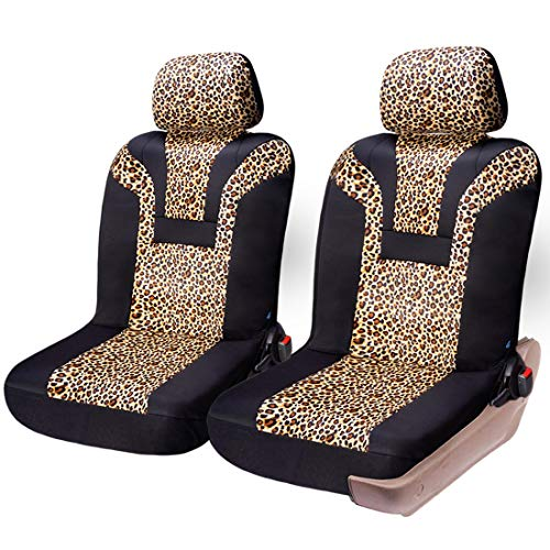 car seat covers for girls leopard - 1