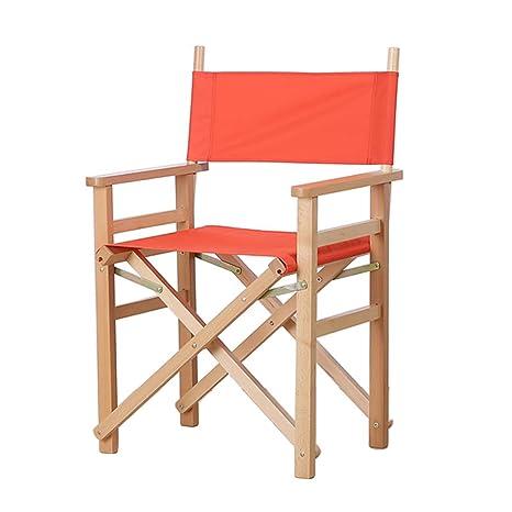 Sillón Director Plegable Silla de director plegable, silla ...