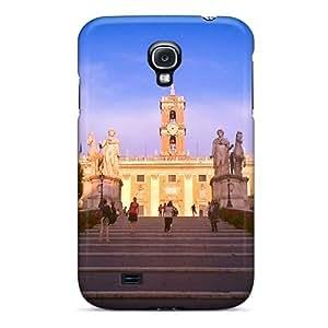 High Quality Pchcase Piazza Del Campidoglio Skin Case Cover Specially Designed For Galaxy - S4