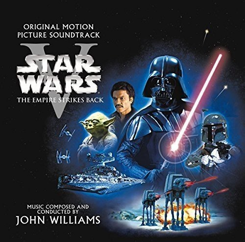 Star Wars Episode V - The Empire Strikes Back [Blu-spec CD2] by John Williams (2015-10-28)