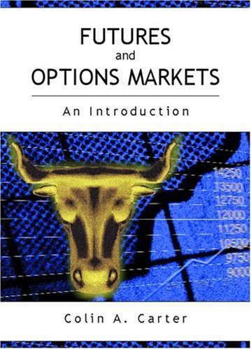 Futures and Options Markets: An Introduction by Prentice Hall