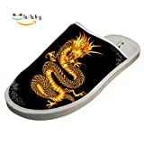 Chinese Dragon Domineering Cot
