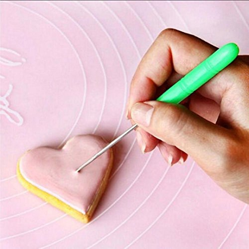 Dolloress 12.5cm Scriber Needle Icing Sugarcraft Fondant Syrup Cake Decorating Modelling ()