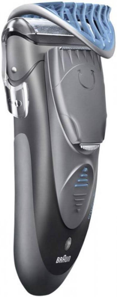 Braun Cruzer Z6 Face Wet/Dry Señor afeitadora con la batería y red ...