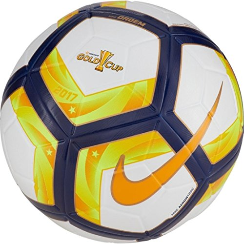 NIKE Ordem 4 GOLD CUP Official Match Pro Game Ball USA Soccer Team FIFA Size 5 by NIKE