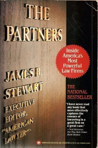 The Partners by James B. Stewart