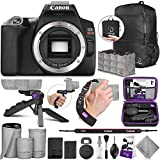 Canon EOS Rebel SL3 DSLR Camera Body with Altura Photo Essential Accessory and Travel Bundle