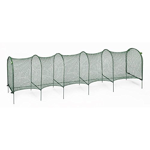 Kittywalk Lawn Version Outdoor Cat Enclosure - Green ()