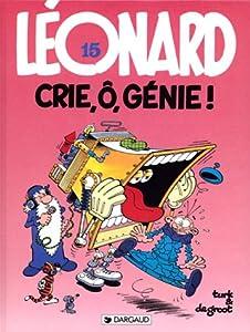 """Afficher """"Léonard n° 15 Crie, ô, génie !"""""""