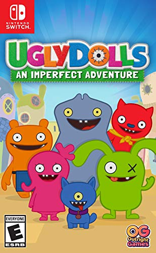 Amer Doll - Ugly Dolls: An Imperfect Adventure - Nintendo Switch