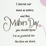 Hallmark Mahogany Mother's Day Card for Sister