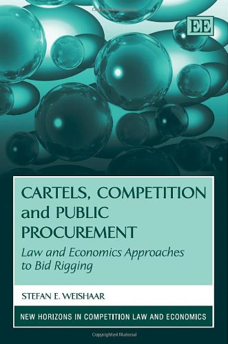 Cartels Competition And Public Procurement  New Horizons In Competition Law And Economics