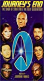 Journey's End - The Saga of Star Trek The Next Generation [VHS]