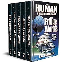The Human Chronicles Saga : Books 1 - 5