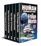 img - for The Human Chronicles Saga Books 1-5: The Original Story Arc book / textbook / text book