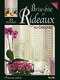 Brise-bise et rideaux au crochet : 22 modèles traditionnels