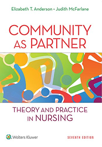 Community as Partner: Theory and Practice in Nursing (Anderson, Community as Partner) Pdf