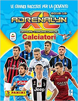 Calciatori Adrenalyn XL 2018-2019 Super Starter Pack Esclusiva ...