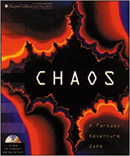 Chaos: A Fantasy Adventure Game/Cd-Rom for Windows and MacIntosh