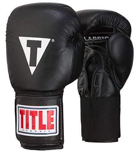 TITLE Classic Leather Training Gloves product image